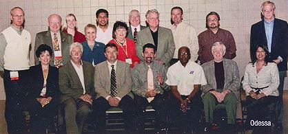 2007 Parks and Recreation Department Staff